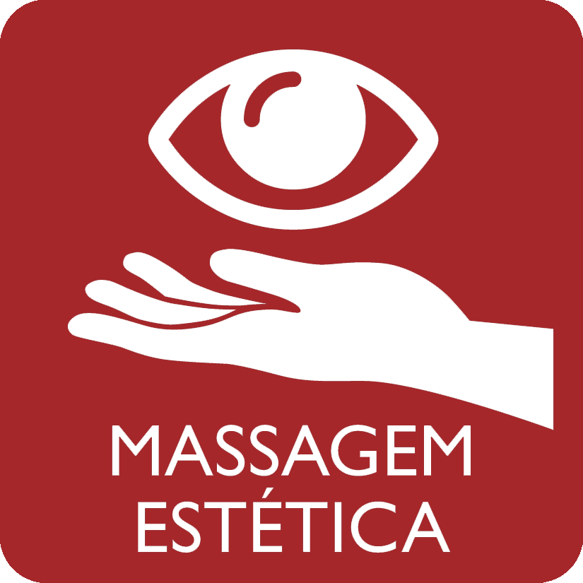 icone massagem